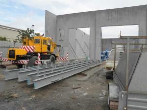 Steel Erection Gold Coast