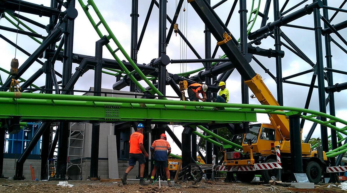 Steel Erectors Brisbane